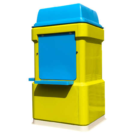 Blue-and-green-fibreglass-kiosk-yellow(450x450)