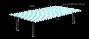 Fibreglass Roof sheeting img