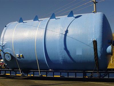 Grp Acid Storage Tank Fibreglass World